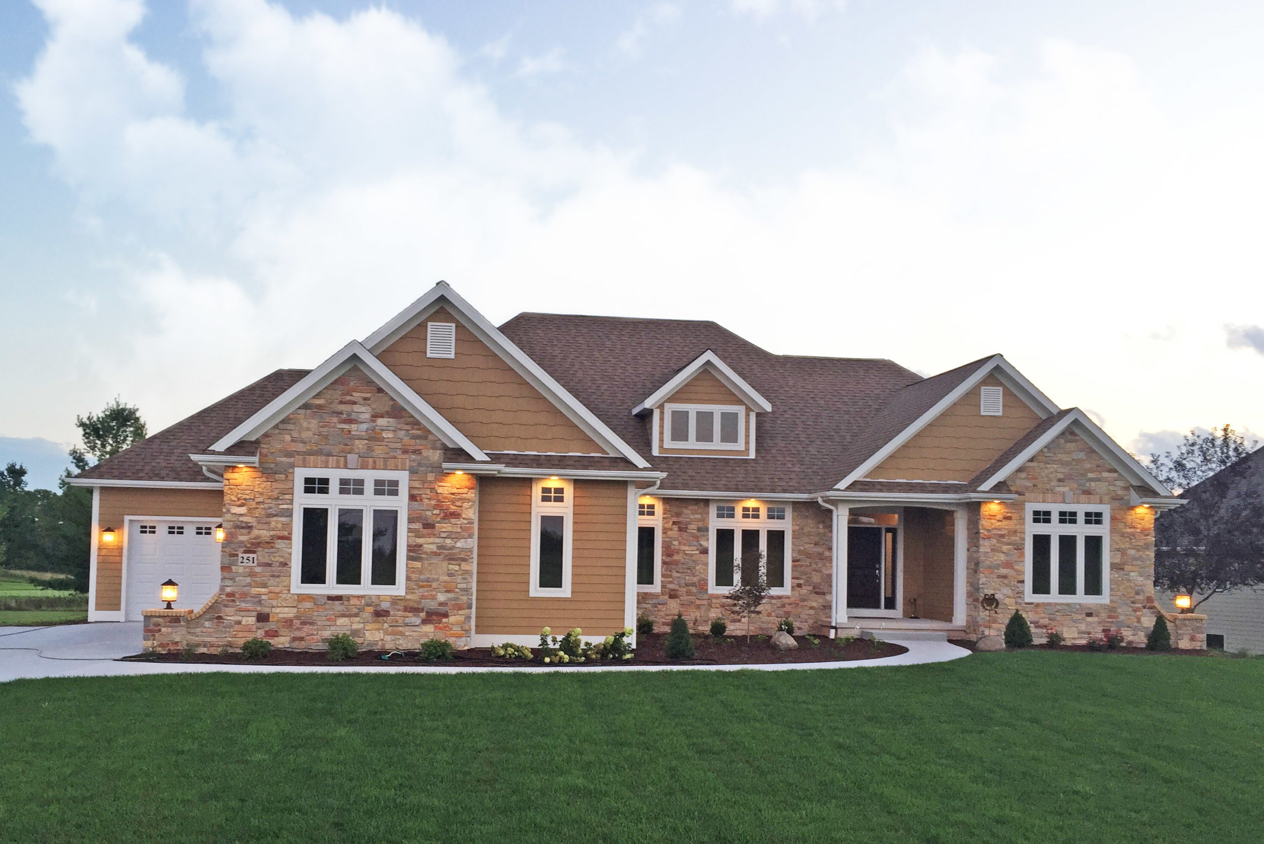 Exterior - 2015 Parade of Homes
