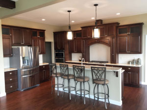 Kitchen from 2015 Parade of Homes