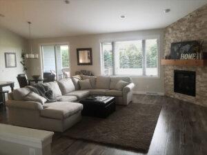 Living room - the Roosevelt floor plan - 1937 sq ft
