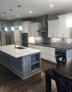 Kitchen from 2016 Parade of Homes
