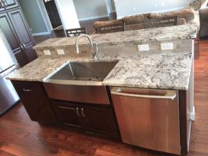 Kitchen - the Adams floor plan - 2120sq ft
