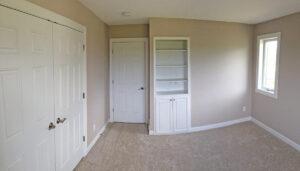 Bedroom - the Adams floor plan - 2120sq ft - 2014 Parade of Homes