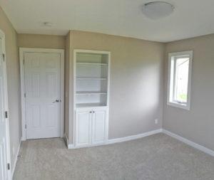 Spare Bedroom - the Adams floor plan - 2120sq ft - 2014 Parade of Homes