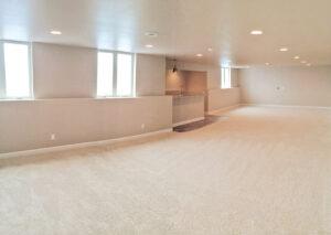 Rec room - the Adams floor plan - 2120sq ft - 2014 Parade of Homes