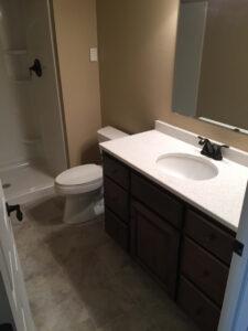 Bathroom - the Lincoln floor plan - 1891 sq ft