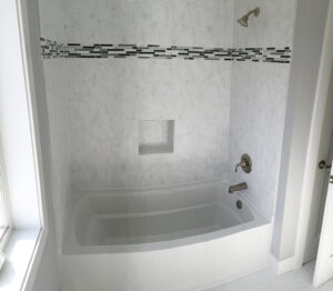 Bathtub - the Roosevelt floor plan - 1937 sq ft
