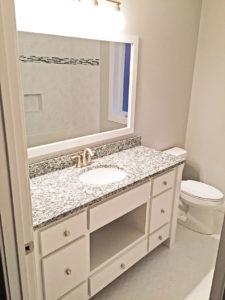 Guest bathroom - the Roosevelt floor plan - 1937 Sq Ft