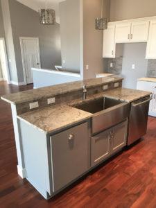 Kitchen - the Roosevelt floor plan - 1937 sq ft