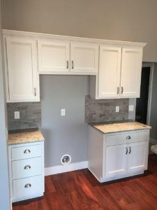Kitchen cabinets - the Roosevelt floor plan - 1937 sq ft