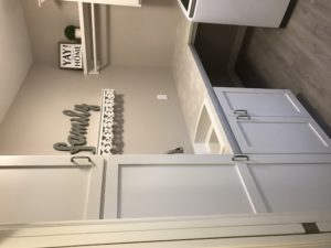 Laundry room sink - 2017 Parade of Homes