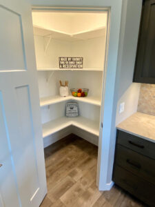 Kitchen pantry - 2020 Parade of Homes