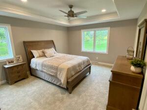 Master bedroom - 2020 Parade of Homes