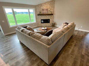 Living room - 2020 Parade of Homes