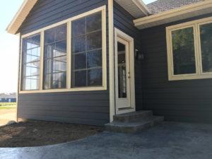 Back patio exterior - 2018 Spring Tour of Homes
