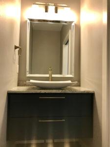 Guest half bath - 2018 Spring Tour of Homes