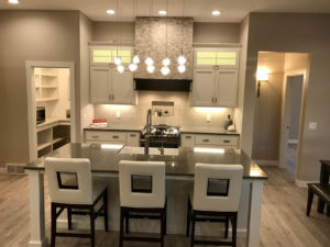 Kitchen overview - 2017 Parade of Homes