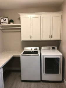 Laundry room - 2017 Parade of Homes