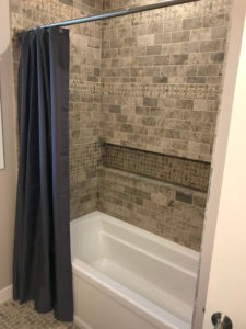 Main bathroom bath tub - 2017 Parade of Homes