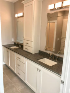 Master bathroom vanities - 2017 Parade of Homes