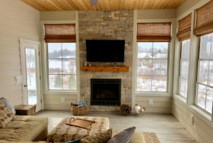 Three seasons room - 2017 Parade of Homes
