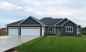 Front exterior - 2019 Parade of Homes